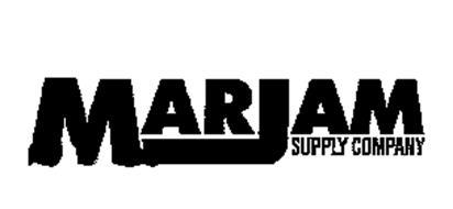 MARJAM SUPPLY COMPANY