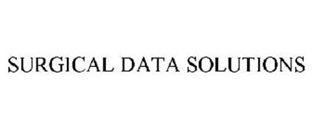 SURGICAL DATA SOLUTIONS