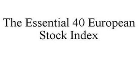 THE ESSENTIAL 40 EUROPEAN STOCK INDEX