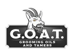 G.O.A.T. GROOMING OILS AND TAMERS