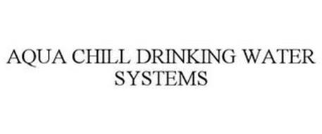 AQUA CHILL DRINKING WATER SYSTEMS