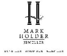 H MARK HOLDER JEWELLER LOVE HER HOLD HER KEEP HER