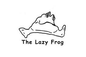 THE LAZY FROG