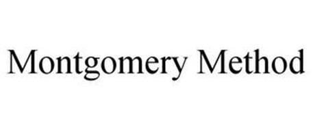 MONTGOMERY METHOD