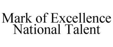 MARK OF EXCELLENCE NATIONAL TALENT