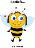 BEELIEFS. . . B.B. MCBEE
