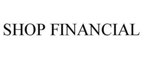 SHOP FINANCIAL