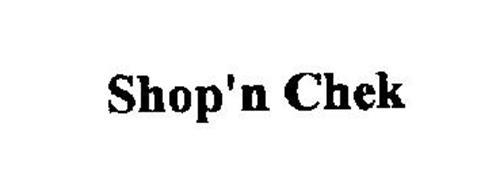 SHOP'N CHEK