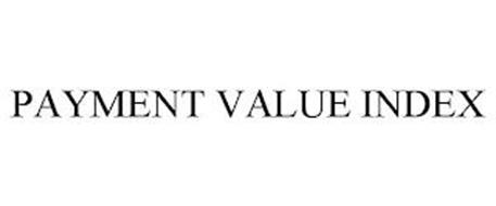 PAYMENT VALUE INDEX