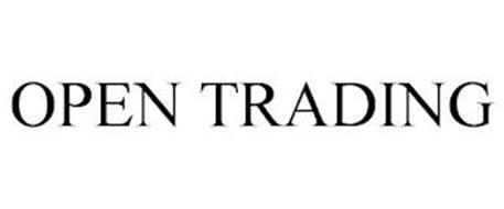 OPEN TRADING