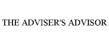 THE ADVISER'S ADVISOR