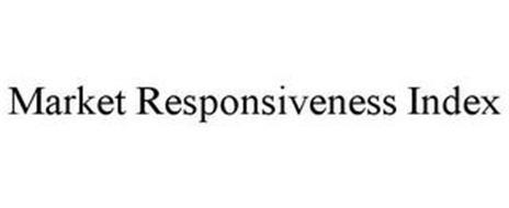 MARKET RESPONSIVENESS INDEX