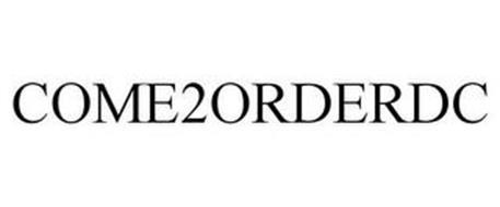 COME2ORDERDC