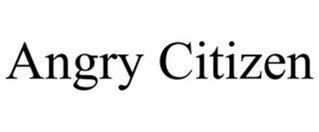 ANGRY CITIZEN