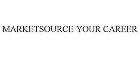MARKETSOURCE YOUR CAREER