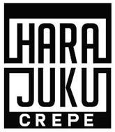 HARA JUKU CREPE