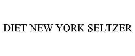 DIET NEW YORK SELTZER