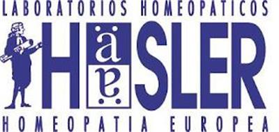 LABORATORIOS HOMEOPATICOS HÄSLER HOMEOPATIA EUROPEA