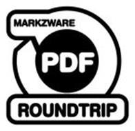 MARKZWARE PDF ROUNDTRIP