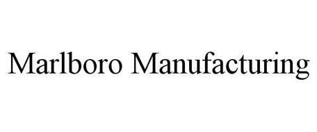 MARLBORO MANUFACTURING