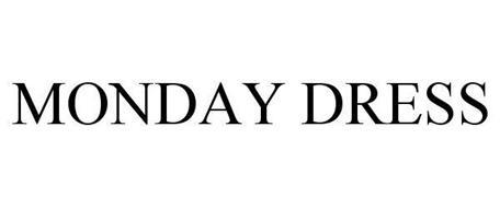 MONDAY DRESS