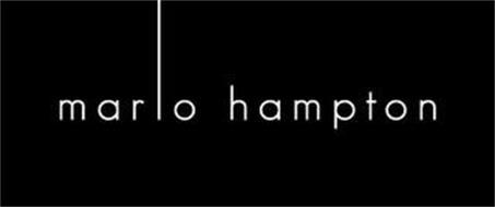 MARLO HAMPTON