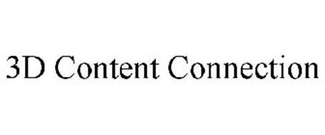 3D CONTENT CONNECTION