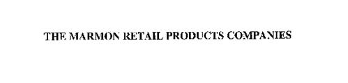 THE MARMON RETAIL PRODUCTS COMPANIES