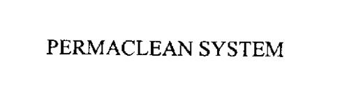 PERMACLEAN SYSTEM