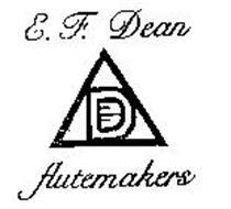E.F. DEAN FLUTEMAKERS