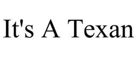 IT'S A TEXAN