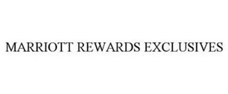 MARRIOTT REWARDS EXCLUSIVES