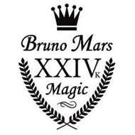 Bruno Mars Xxivk Magic Trademark Of Mars Force Trademarks