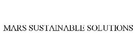 MARS SUSTAINABLE SOLUTIONS
