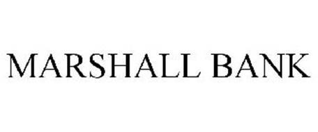 MARSHALL BANK