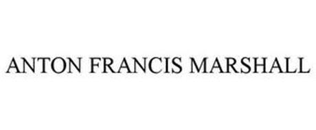 ANTON FRANCIS MARSHALL