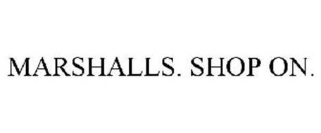 MARSHALLS. SHOP ON.