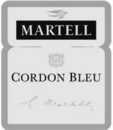 MARTELL CORDON BLEU E. MARTELL
