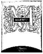 M MARTELL J MARTELL 1715