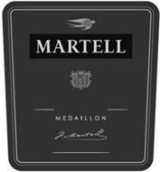 MARTELL MEDAILLON J. MARTELL