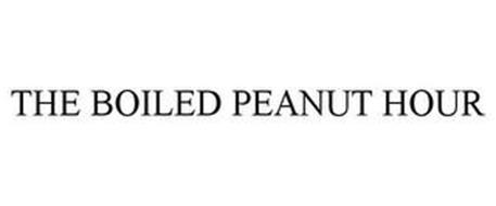 THE BOILED PEANUT HOUR
