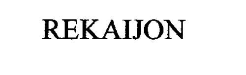REKAIJON