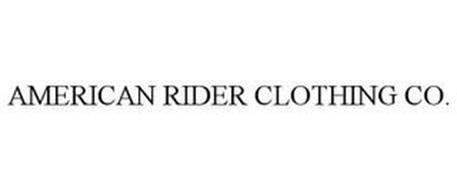 AMERICAN RIDER CLOTHING CO.