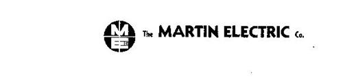 ME CO THE MARTIN ELECTRIC CO.