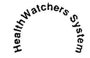 HEALTHWATCHERS SYSTEM