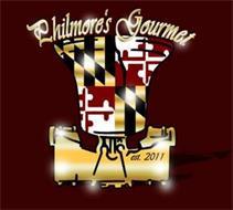 PHILMORE'S GOURMET EST. 2011