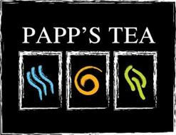 PAPP'S TEA
