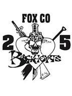 FOX CO 2/5 BLACKHEARTS