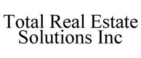 TOTAL REAL ESTATE SOLUTIONS INC