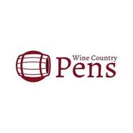 WINE COUNTRY PENS